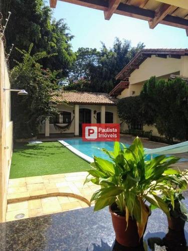 Sobrado Com 4 Dormitórios À Venda, 350 M² Por R$ 1.715.000,00 - Brooklin - São Paulo/sp - So4379