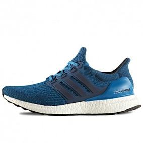 Tenis Hombre adidas Ultraboost S82021 Correr Running Gym