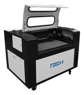 Máquina Láser Emprendimiento Fomix Mdf Acrílico Madera Tela