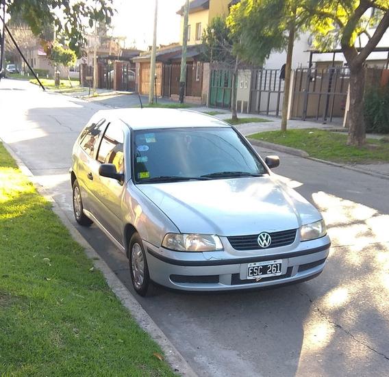 Volkswagen Gol 1.6 2004 Gnc