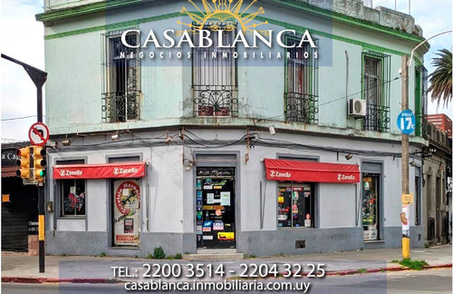 Casablanca - Local Esquina Capurro Y Uruguayana