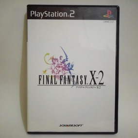 Final Fantasy X- 2 - Ps2 - Original Japonês