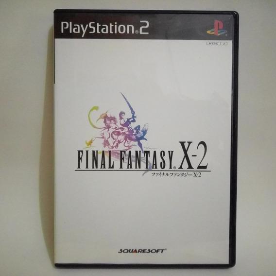 Final Fantasy X- 2 - Ps2 - Original Japonês