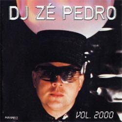 Cd Dj Ze Pedro - Vol 2000 (30409)