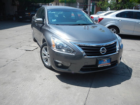 Nissan Altima Advance Automatico (cvt) 2015