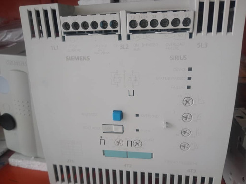 Arrancador Suave Siemens 150 Hp 440 Vac