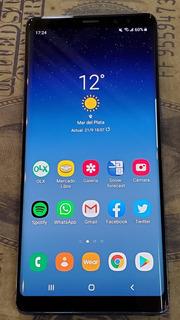 Samsung Galaxy Note 8 128gb Importado Accesorios Originales