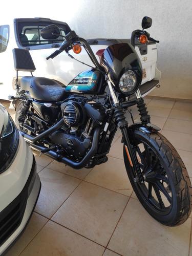 Harley Davidson Xl1200ns Iron
