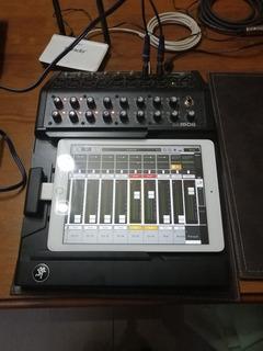 Consola Mackie Di 1608 Con Detalle. Mas iPad 6ta G. 32g