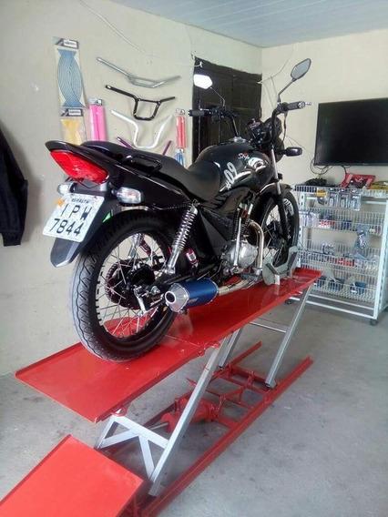 Elevador Para Motos 350 Kg - Somos Fabrica