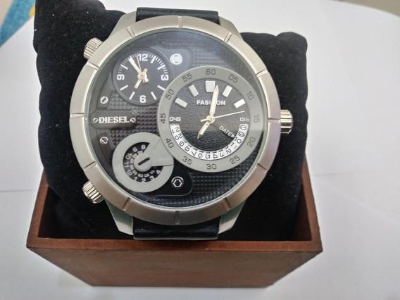 Relógio Dual Time Cx 53 M M