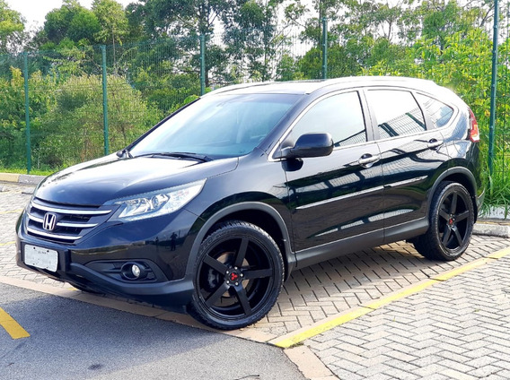 Honda Cr-v Exl 2.0 16v 4x4 Flexone (aut). 2014