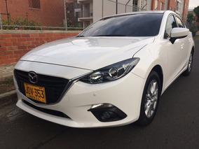 Mazda 3 Touring Automático, Cojinería En Cuero