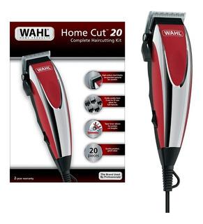 Cortadora Profesional Wahl Home Cut Kit 20 Piezas Local