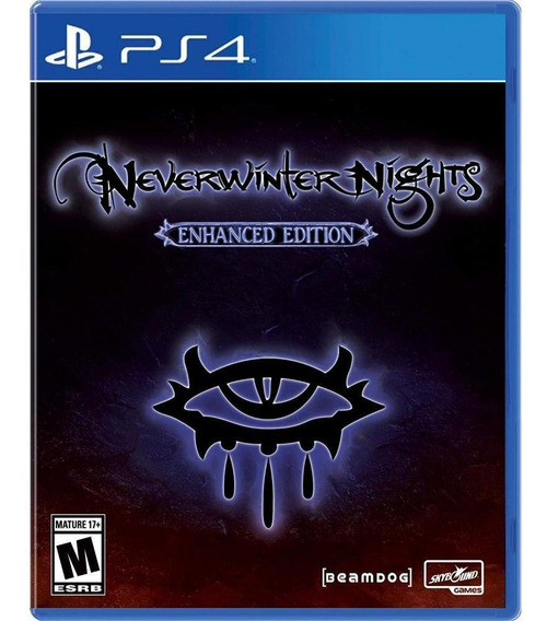Neverwinter Nights: Enhanced Edition Ps4 Mídia Física Novo