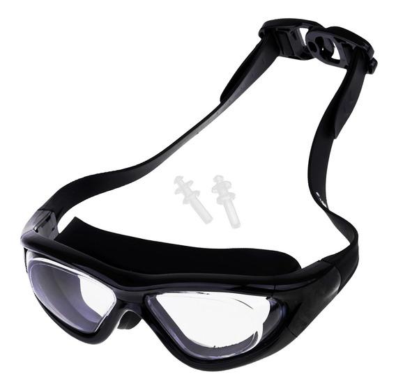 Adulto Proteção Uv Silicone Natação Óculos Anti-nevoeir