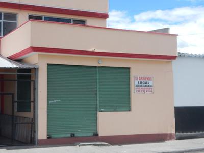Arriendo Local Comercial En Ambato