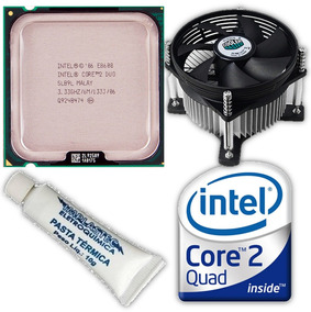 Processador Intel Core 2 Duo E8600 3.33ghz 6mb + Cooler 775