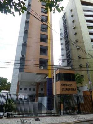 Apartamento Em Meireles, Fortaleza/ce De 86m² 3 Quartos À Venda Por R$ 390.000,00para Locação R$ 1.500,00/mes - Ap253318lr