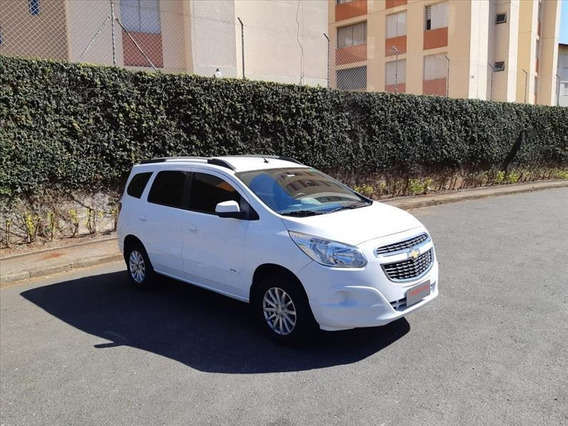 Chevrolet Spin Spin Lt 1.8