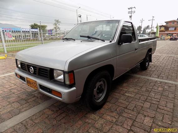 Nissan D-21 2.4cc Mt Aa 4x2