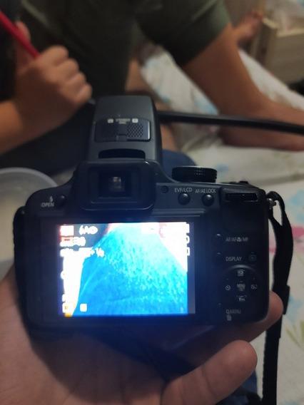 Camera Semi Profissional Panasonic Lumix