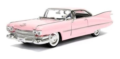 Miniatura Cadillac Coupe De Ville 1959 Bigtime 1:24 Jada