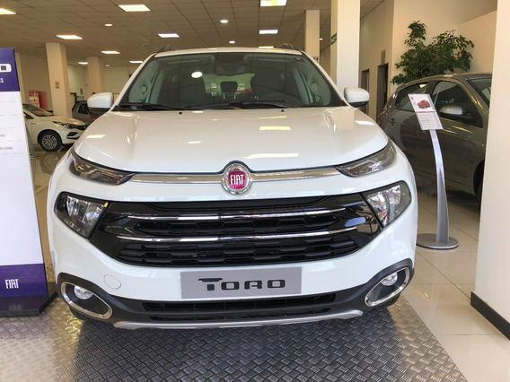 Fiat Toro Freedom Unica Full Nafta Economica Desc Gob Fca Ya