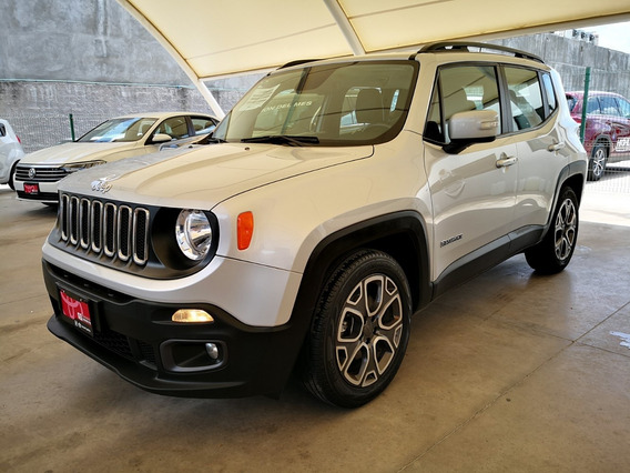 Jeep Renegade Latitude 4x2 2018
