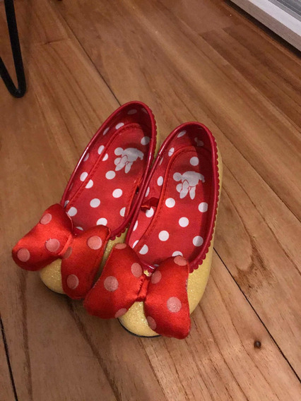 Zapatos Niña Minnie Mouse Eeuu