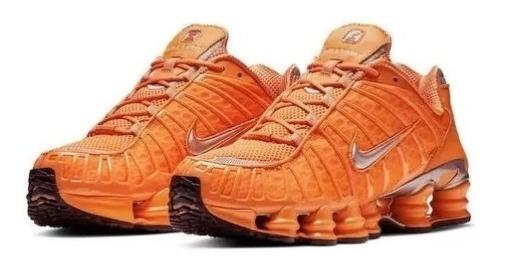Tênis Nike Shox Tl 2019 Neymaar Jr. 100% Original Na Caixa!