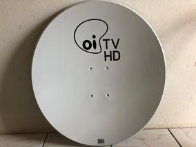 Antena Chapa Banda Ku 75 Cm