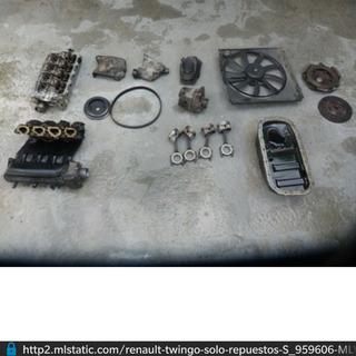 Repuestos De Renault Twingo 16v Originales