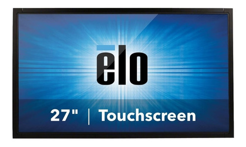 Monitor Touch Elo 27 Pulgadas  2740l Open Frame Tactil Zo