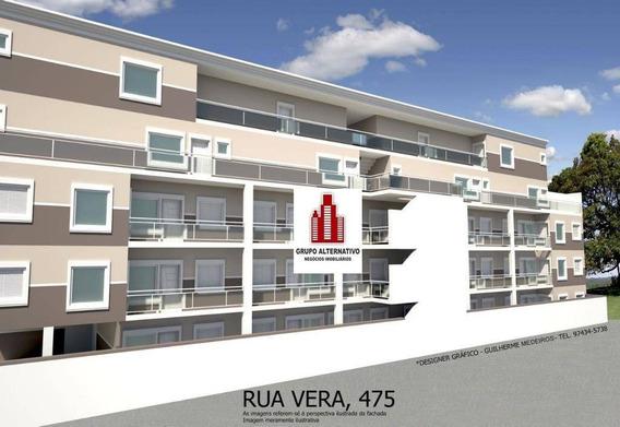 Apartamento Novos Pronto Para Morar Na Vila Granada - Ap1271