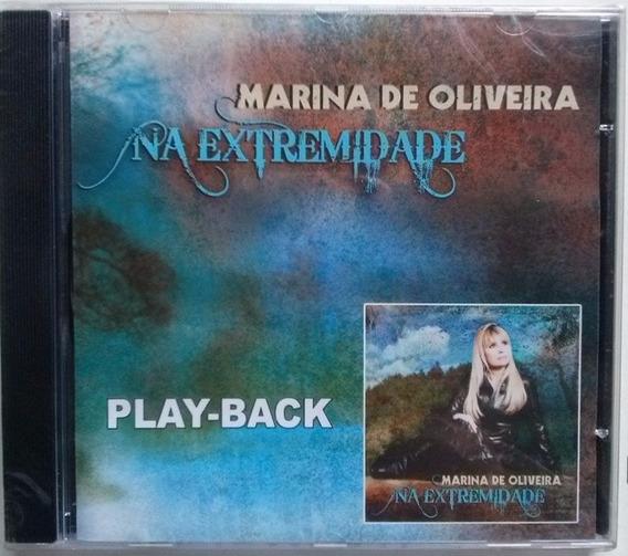 Cd Marina De Oliveira Na Extremidade Playback