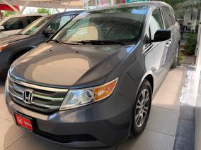 Honda Odyssey 3.5 Exl Minivan At 2012