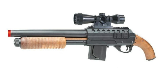 Shotgun Airsoft Smith & Wesson M3000 - Calibre 6,0 Mm -