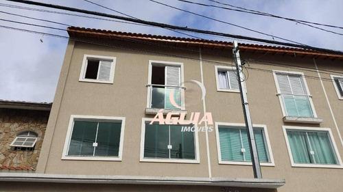 Sobrado Com 2 Dormitórios À Venda, 91 M² Por R$ 420.000,00 - Vila Alto De Santo André - Santo André/sp - So1144