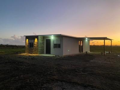 Casas En Isopanel Desde 350 Dólares El M
