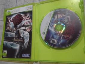 Bayonetta Completo Para Xbox 360 Mídia Física