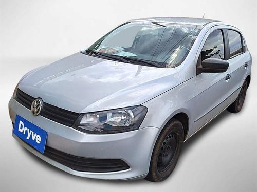 Volkswagen Gol G6 City 1.0 8v Flex