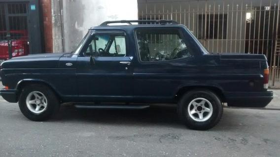 Ford F-100 1986 Cabine Dupla Turbo Diesel