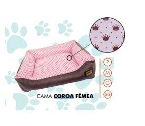 Cama Super Premium Coroa Femea G