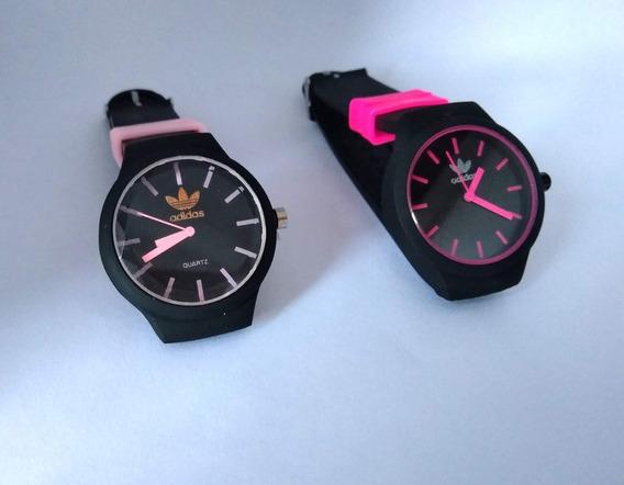Kit Com 10 Relógios Femininos Importado Para Revenda + Caixa