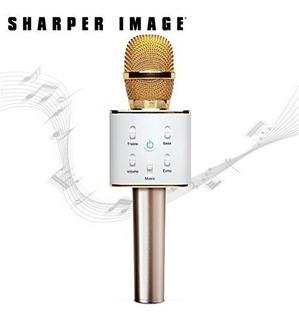 Sharper Image Bluetooth Music Stream Micra³fono Pares Con