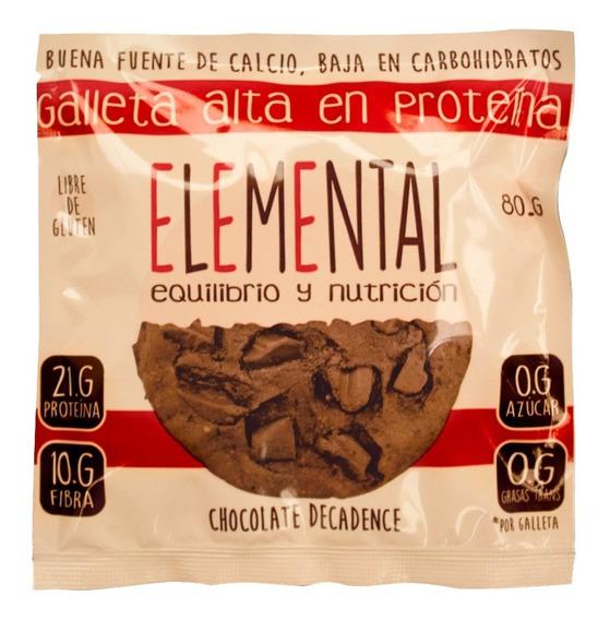 Galleta Proteina Chocolate Decadence X - kg a $8500