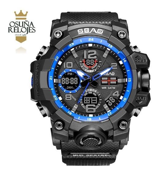 Relógio Sbao 039 Original Sport Super Shock