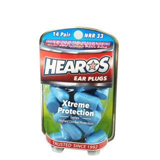 Hearos Ear Plugs Xtreme Protection Series 14 Pares (paque