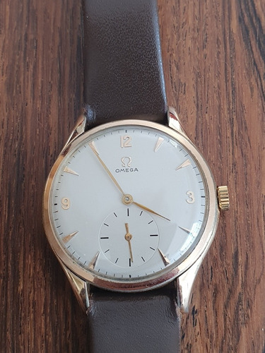 Relógio Omega 30t2 Ref. 2505 Jumbo